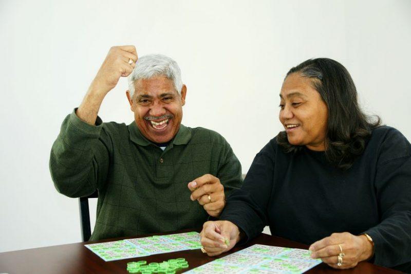 Bingo at LTHC