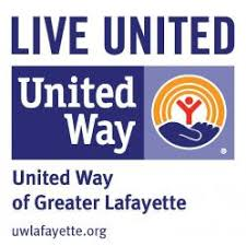 United Way of Greater Lafayette logo